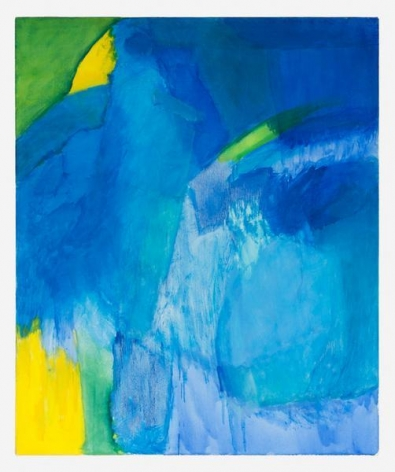 Emily Mason, Sea Surface Full of Clouds, 2011, Oil on canvas, 60 x 50 inches, 152.4 x 127 cm, AMY#28273