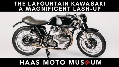 THE LIGHT SHINES IN Episode #5: The LaFountain Kawasaki – A Magnificent Lash-Up
