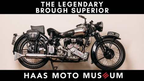 THE LIGHT SHINES IN Episode #2: Brough Superior – The Legend Lives