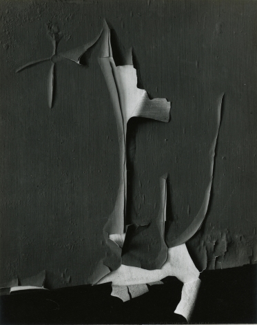 Minor White, Peeled Paint