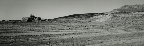 Recent Terrains, Study #3, Laguna Hills, California, 1991