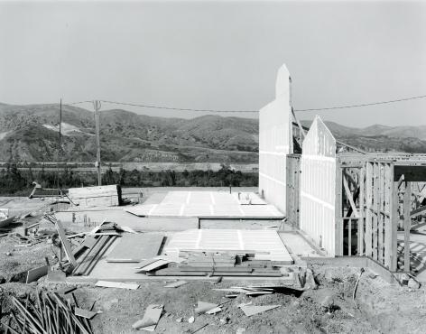 Duplex Dividing Wall, Anaheim, CA, 1984