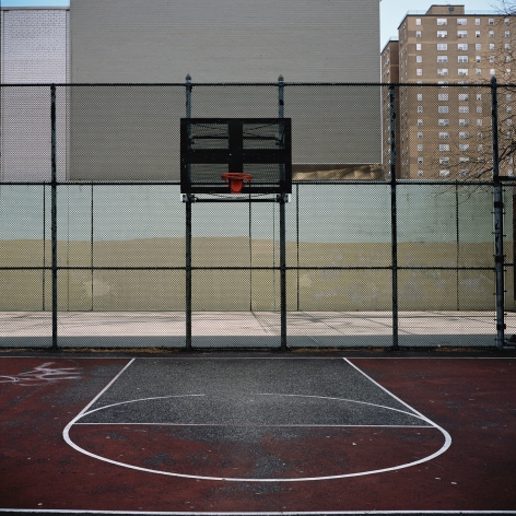 Cherry Clinton Playground, Bronx