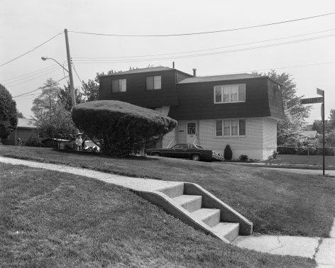 At the Corner of Muller and Watchogue, 1983-84