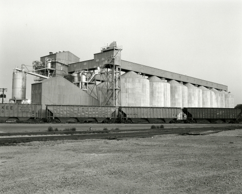 Farmer's Union Grain Terminal #2, St.Paul, 1976-77