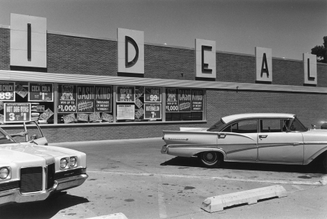 Ideal Grocery Store, Kansas, c. 1977