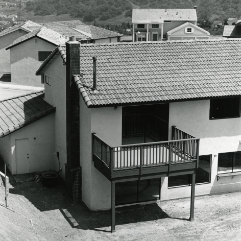Unoccupied Home, Diamond Bar, 1980
