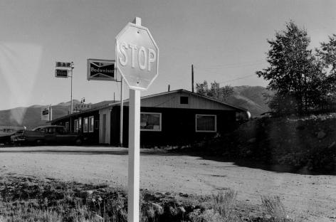 Autolandscape, Colorado, 1971