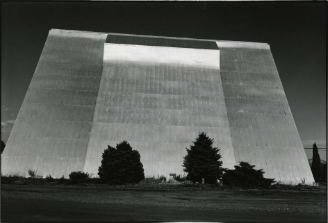 untitled, from American Roadside Monuments, c. 1975