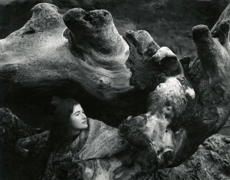 Judy Dater c. 1970