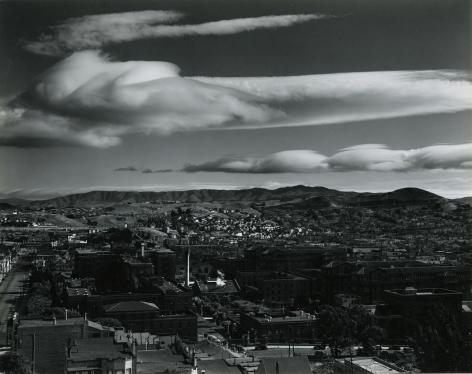 San Francisco, 1938, vintage gelatin silver print