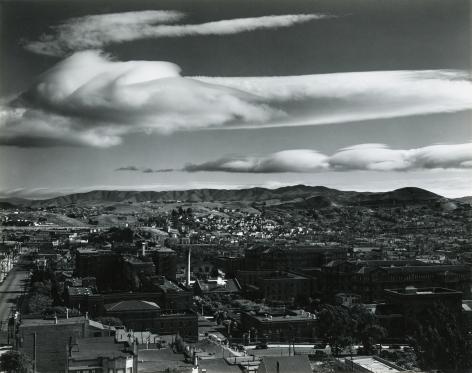 Brett Weston, San Francisco