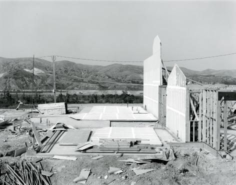 Joe Deal, Duplex Dividing Wall, Anahiem Hills, CA