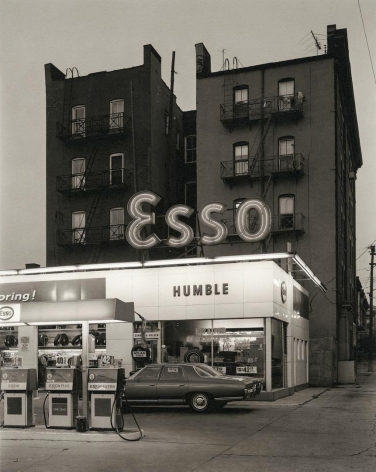 Esso Station and Tenement House, Hoboken, NJ