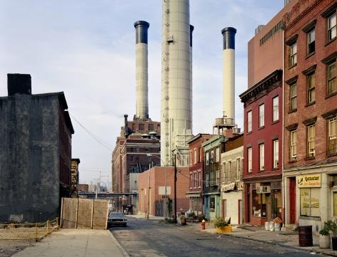 Wayne Sorce, Vinegar Hill, Brooklyn, New York