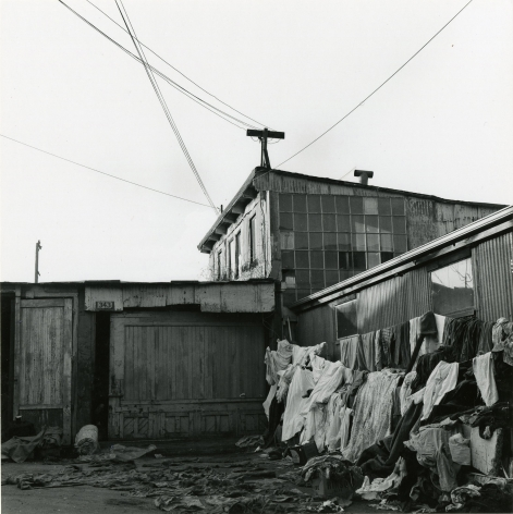 Our Old Stuio (Oakland), 1965