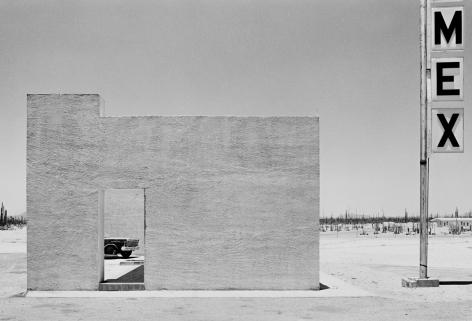 Grant Mudford, Mexico