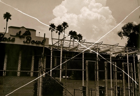 Rose Bowl, from the series Cancellations
