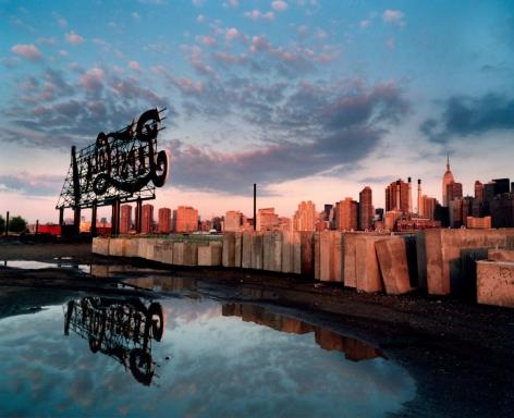 Len Jenshel, Queens Wast Development, Long Island City, (Queens), 2005