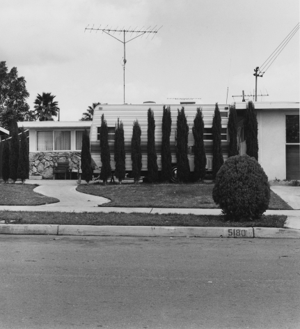 Clairemont #1, San Diego, 1979