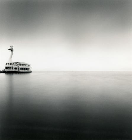 Swan Ferry, Yamanaka Lake, Honshu, Japan, 2001