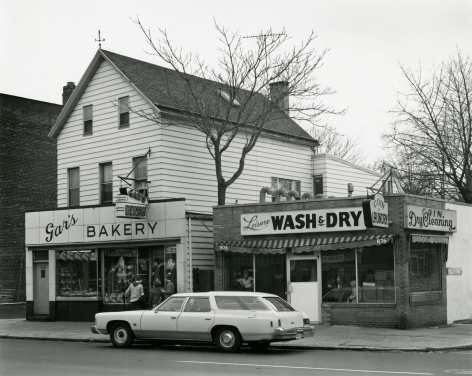 Gar's Bakery and Leisure Laundry, Newark, NJ