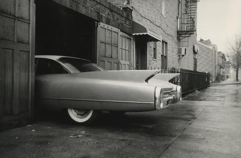 Larry Racioppo, John's Caddy, 6th Avenue, Brooklyn, New York