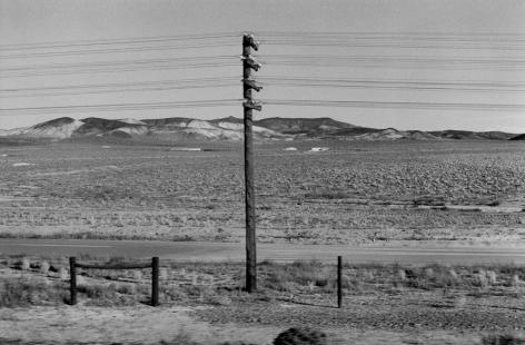 Autolandscape, Nebraska, 1971