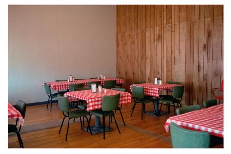 Interior with Checkerboard, 1977