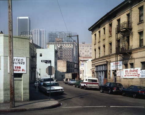 Wall Street, Los Angeles, 1979
