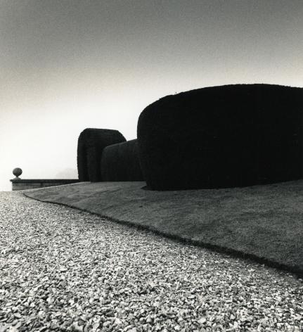 Bowood Garden, Study 3, Wiltshire, England, 1987