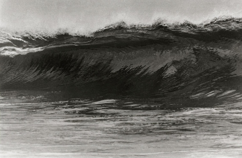 Chiaroscuro Wave, Zuma Beach, Ca