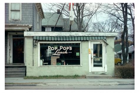Pop Pop's Lunch, 1973