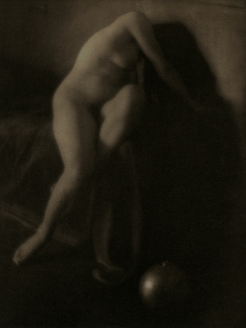 Edward Steichen, In Memoriam, from Camera Work