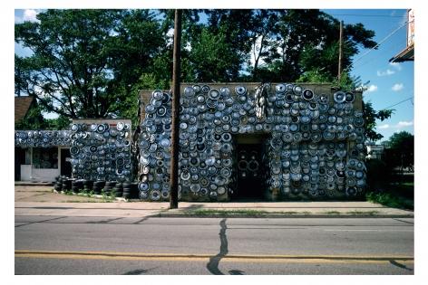 Hubcaps, Evansville, IN, 1978