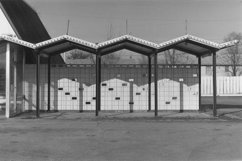 Z Roof, Lawrence, Kansas, 1979