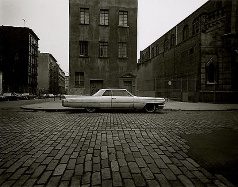 1963 Coupe de Ville, New York City