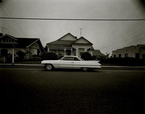 1961 Coupe de Ville, Route 1, California, 1974