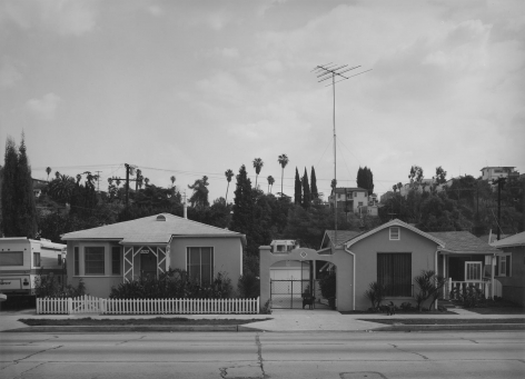 Silver Lake, Los Angeles, 1976