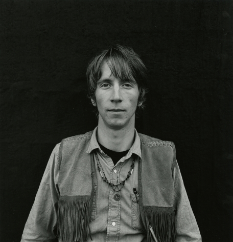 Paul, Haight Ashbury, 1968