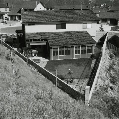 Backyard, Diamond Bar, 1980