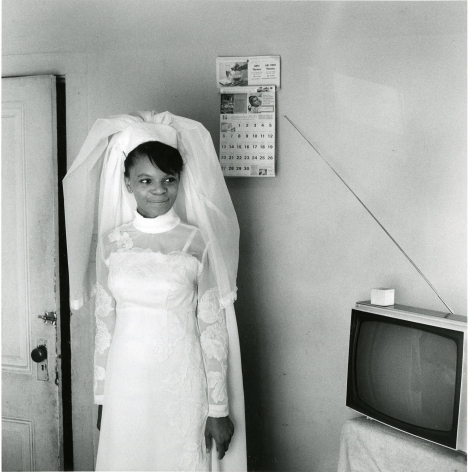 Ruth Esther's Wedding Dress, 1970