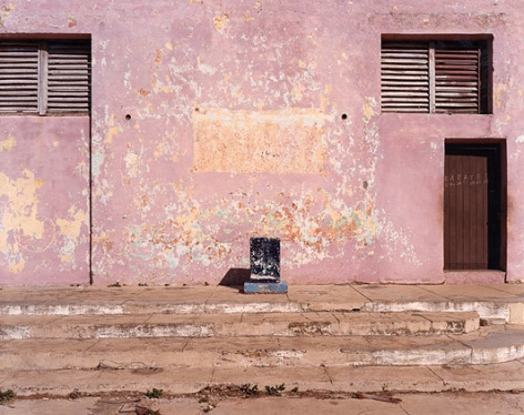 Karate Center in a Former Hacienda, Central Australia, Cuba, 2006