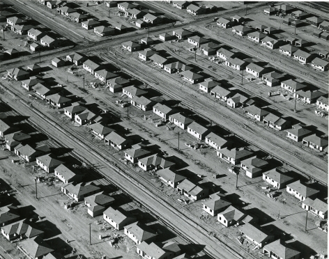 Roofs and Siding, Lakewood, CA, 1950