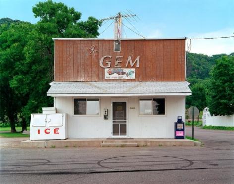 Gem Bar, Diamond Bluff, WI