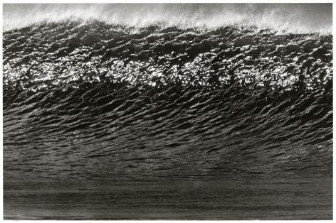 Large Wave Face in Sun, Zuma Beach, CA