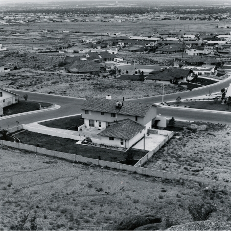 Joe Deal, untitled view, Albuquerque
