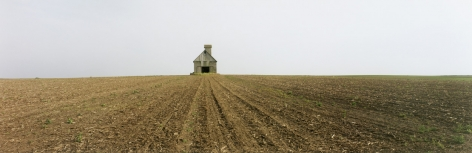 Cornfield, Shed, Webster County, Iowa