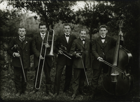 August Sander, Country Band