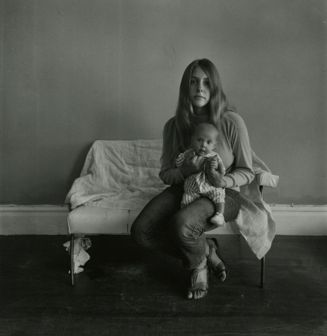 Linda and Darryle Buskirk-Darey, Haight Ashbury, 1968